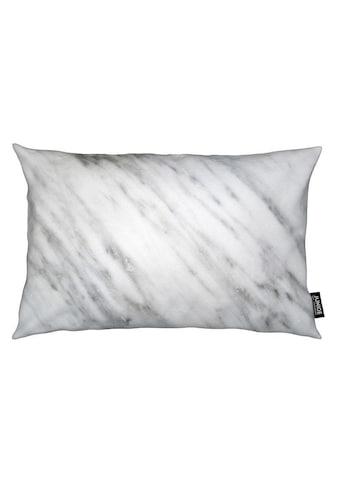 Dekokissen, »Carrara Italian Marble«, Juniqe kaufen