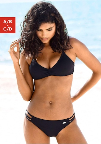 Bench. Triangel-Bikini-Top »Perfect«, im Uni-Style kaufen