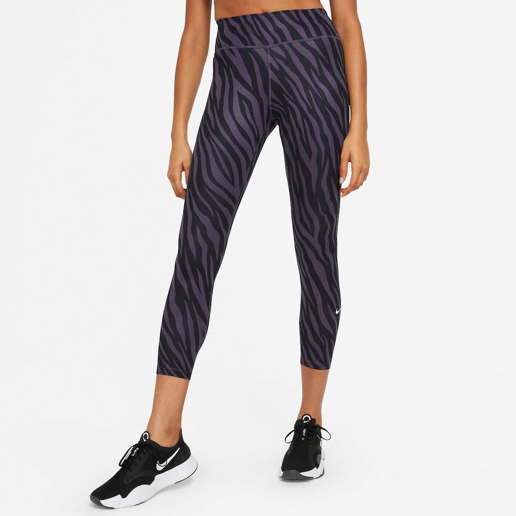 Nike Funktionstights »Nike One 7/8 Printed Women's Icon Clash 7/8-Tights«