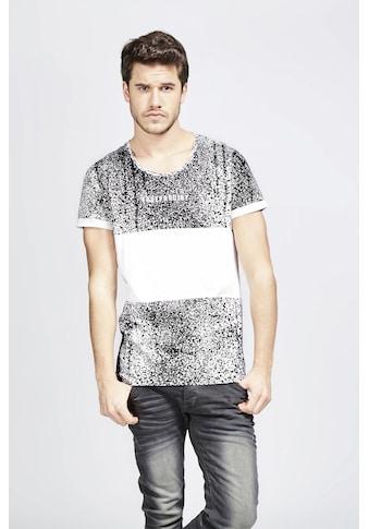 trueprodigy T-Shirt »Do It Better!«, mit All-Over-Print in Streifenoptik kaufen