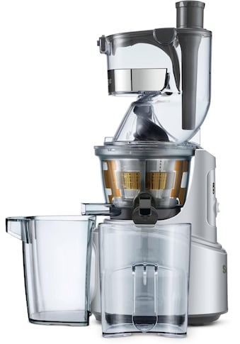 Sage Slow Juicer the Big Suqeeze SJS700SIL4EEU1, 2400 Watt kaufen