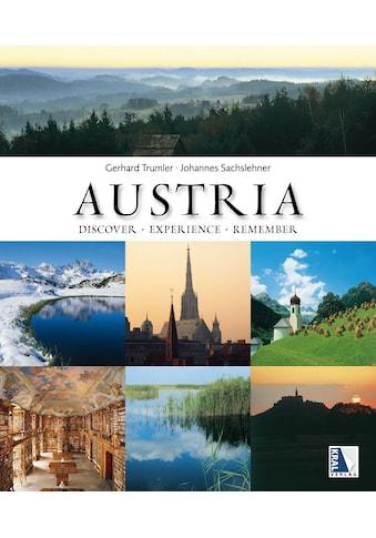 Buch »Austria / Gerhard Trumler, Johannes Sachslehner« kaufen