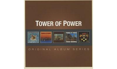Musik-CD »Original Album Series / Tower Of Power« kaufen