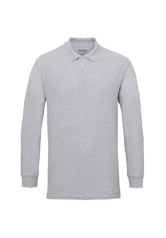 Gildan Poloshirt »Herren Pique Polo-Hemd, langärmlig« kaufen