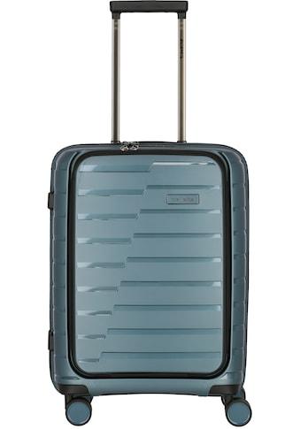 travelite Business-Trolley »Air Base mit Vortasche, 55 cm«, 4 Rollen kaufen