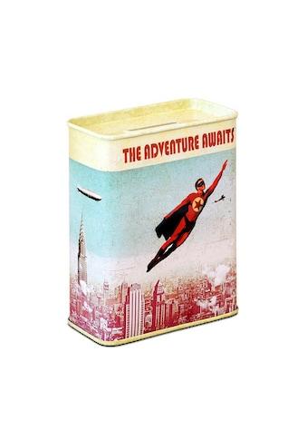 LOGOSHIRT Spardose mit Superhelden-Motiv kaufen