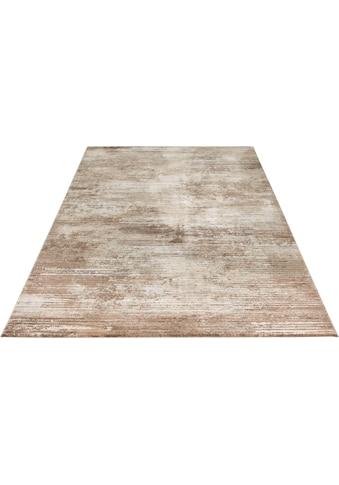 ELLE Decor Teppich »Trappes«, rechteckig, 11 mm Höhe, Kurzflor, Relief Optik, Wohnzimmer kaufen