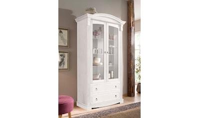 Home affaire Glasvitrine »Anna«, Höhe 187 cm kaufen