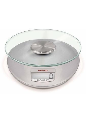 Soehnle Küchenwaage »Roma«, (2 tlg.) kaufen