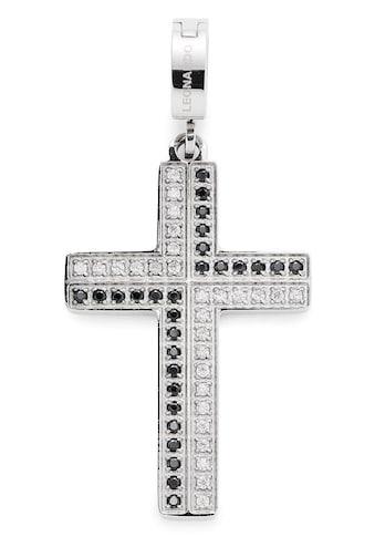 LEONARDO Charm - Einhänger »Kreuz, Nora Darlin's, 017028« kaufen