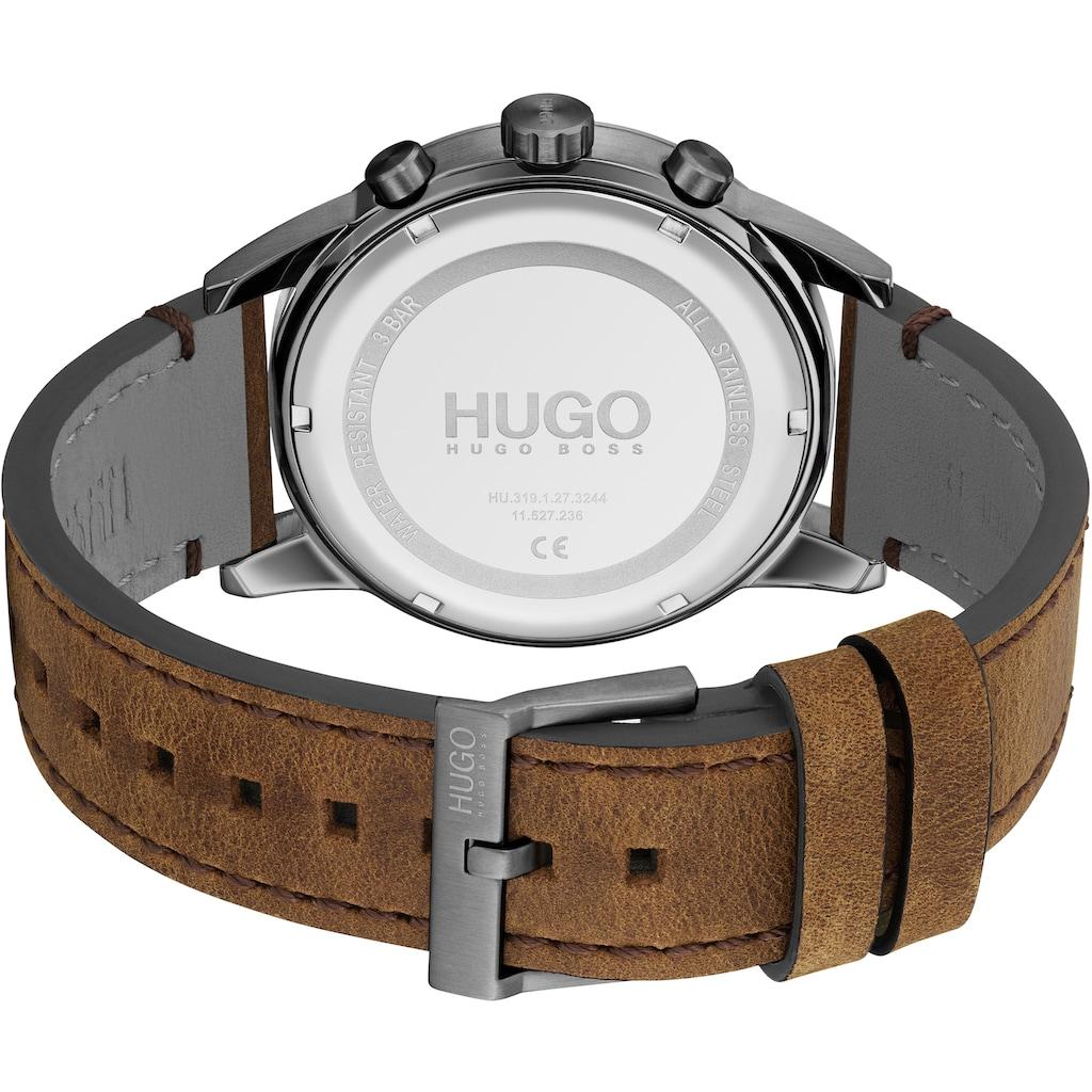 HUGO Multifunktionsuhr »#SEEK, 1530176«