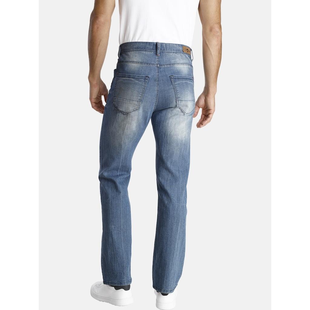 Jan Vanderstorm 5-Pocket-Jeans »HALLTHOR«, besonders elastisches Material