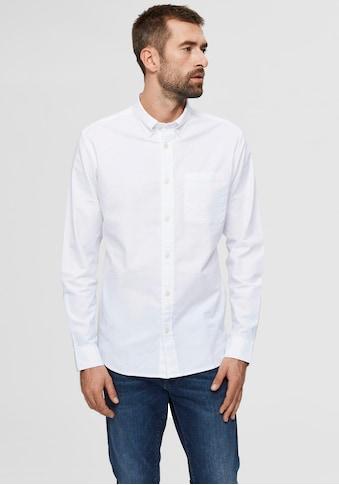 SELECTED HOMME Langarmhemd »Grick Flex Shirt« kaufen