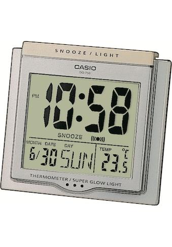 CASIO Reisewecker »DQ-750-8ER« kaufen