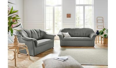 DOMO collection Polstergarnitur »Pegnitz«, (Set), 3-Sitzer & 2-Sitzer-Set kaufen