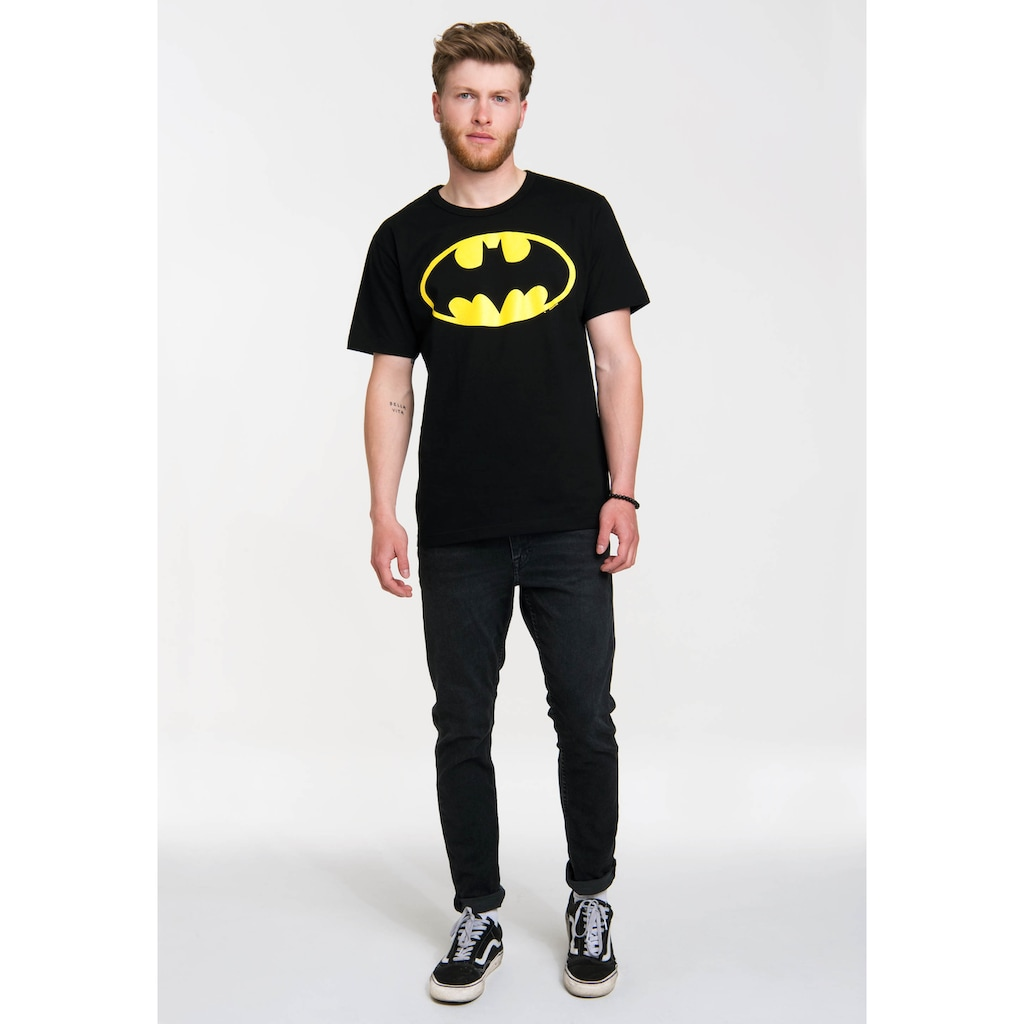LOGOSHIRT T-Shirt mit coolem Logo