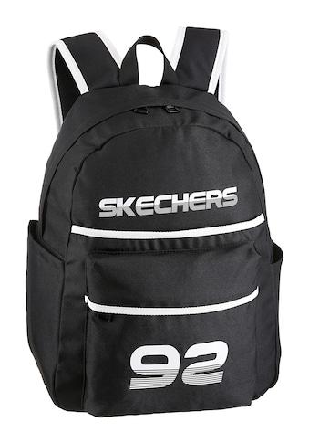 Skechers Cityrucksack, mit gepolstertem Rücken- und Tragegurten kaufen