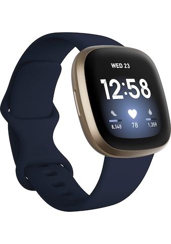 fitbit Smartwatch »Versa 3«, (FitbitOS5) kaufen