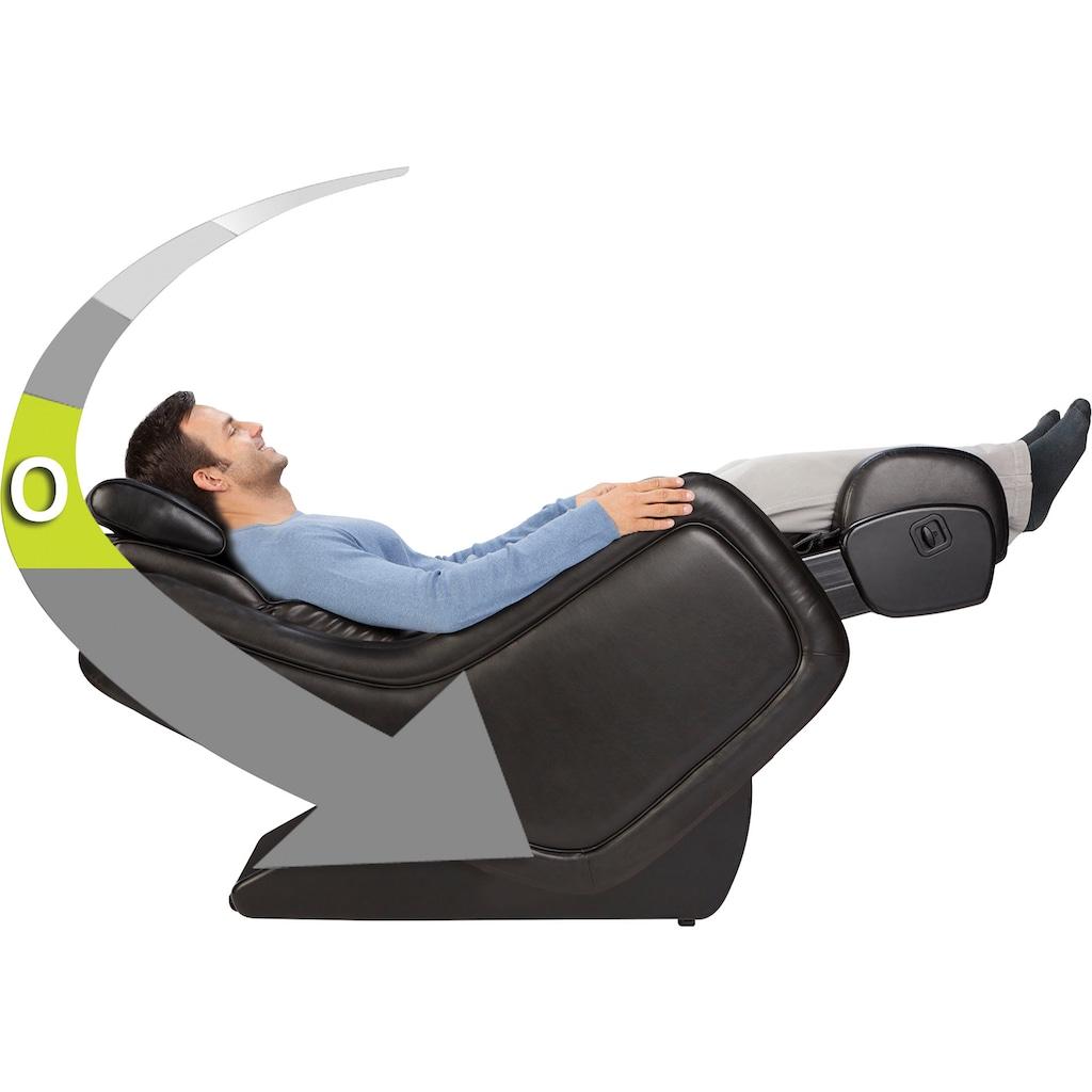 Alpha Techno Massagesessel »AT ZG 650«, mit Zero Gravity Funktion, vollkommene Entspannung in einem Gefühl wie Schwerelosigkeit