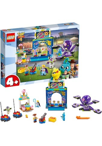 """LEGO® Konstruktionsspielsteine """"Buzz & Woodys Jahrmarktspaß! (10770), LEGO® Juniors"""", Kunststoff, (230 - tlg.) kaufen"""