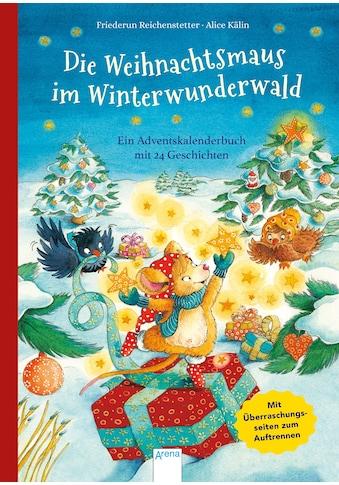 Buch »Die Weihnachtsmaus im Winterwunderwald / Friederun Reichenstetter, Alice Kälin« kaufen