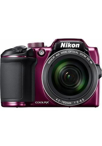 Nikon Kompaktkamera »Coolpix B500«, 40 fach optischer Zoom kaufen