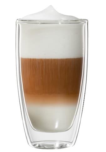 "Bloomix Latte - Macchiato - Glas ""Roma"" (4 - tlg.) kaufen"