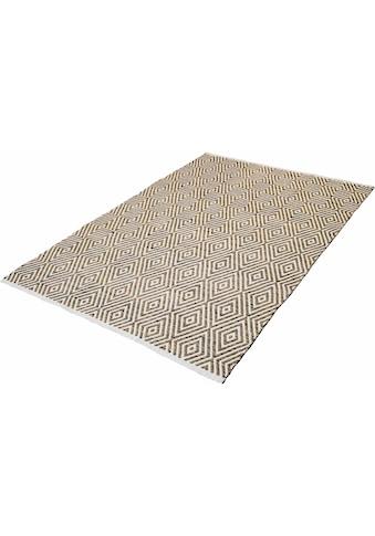 Kayoom Teppich »Aperitif 310«, rechteckig, 7 mm Höhe, Wohnzimmer kaufen