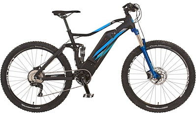 Prophete E-Bike »Graveler e8000«, 10 Gang, SHIMANO Deore XT, Mittelmotor 250 W, (Set),... kaufen