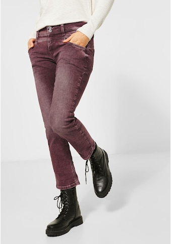 STREET ONE Comfort-fit-Jeans, 4-Pocket Style kaufen