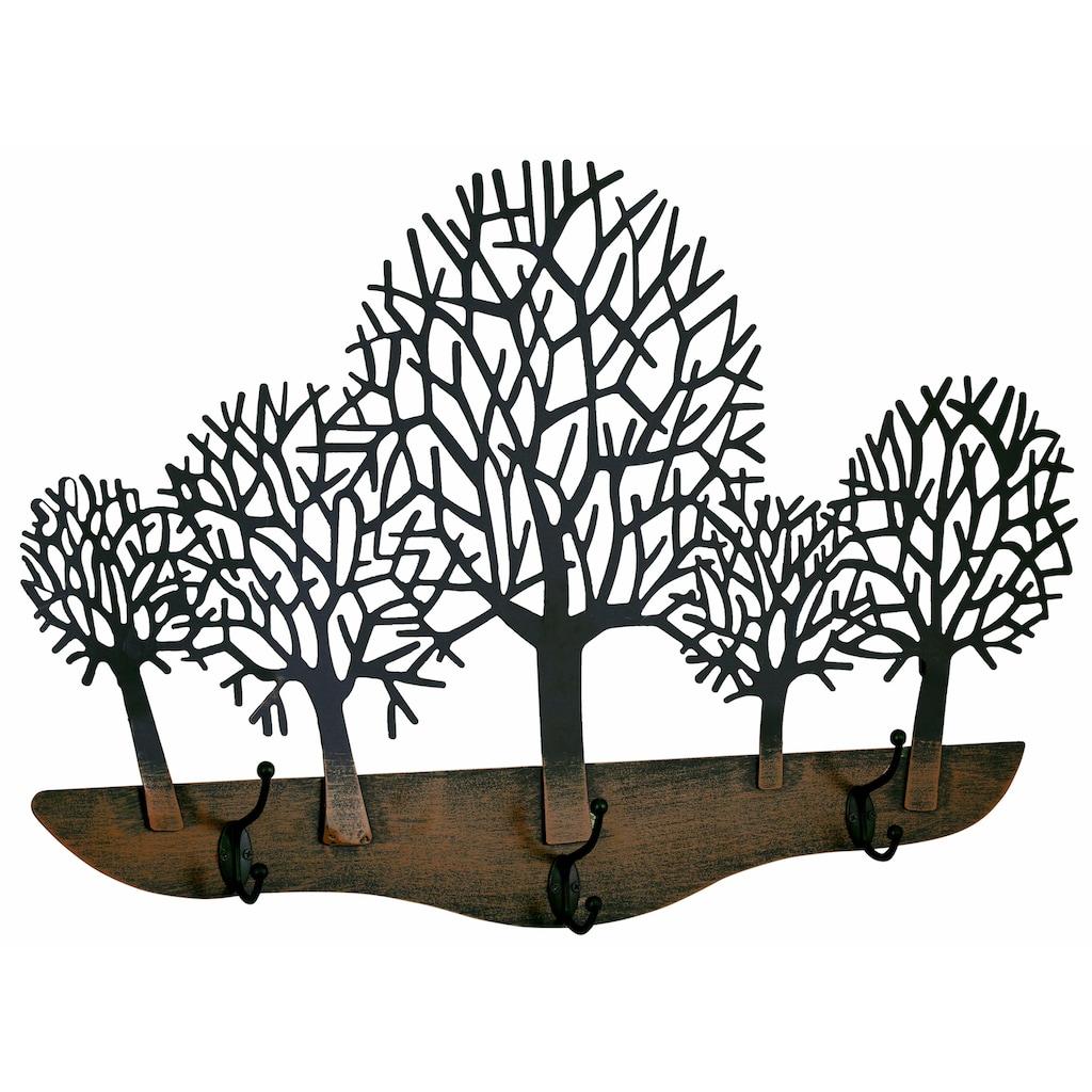 Home affaire Garderobenpaneel »Wald«