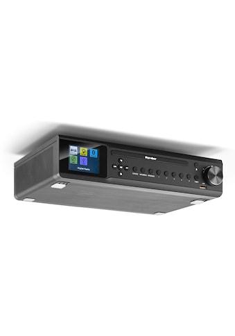 Karcher »RA 2060D - B« Küchen - Radio (Digitalradio (DAB+),UKW mit RDS, 6 Watt) kaufen