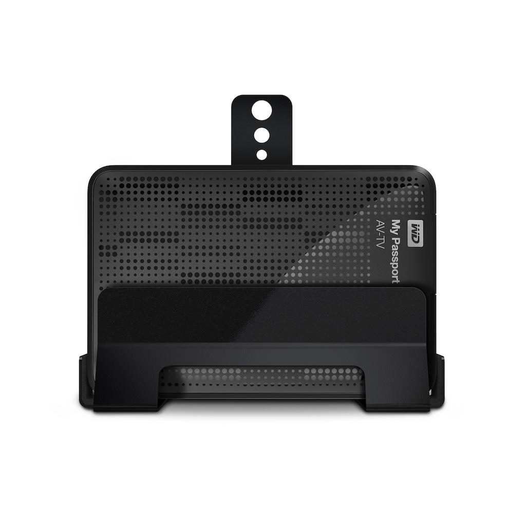 WD externe HDD-Festplatte »TV-Speicher«, MY Passport AV-TV Storage