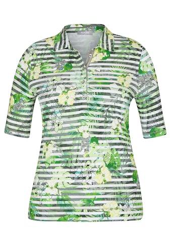 Rabe Poloshirt, mit geringeltem Muster kaufen