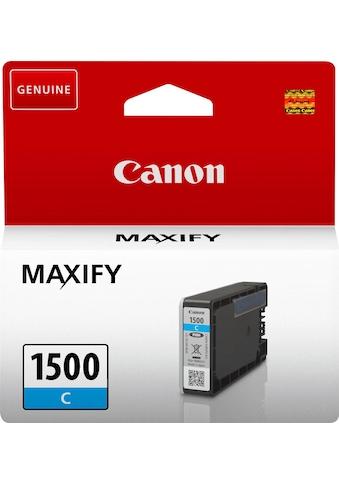 Canon Tintenpatrone »PGI-1500C«, (1 St.) kaufen