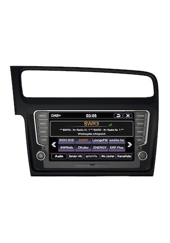 ESX Navigationsgerät »VN810-VW-G7«, (Westeuropa), Vision Naviceiver und... kaufen