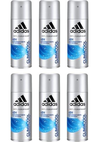 "adidas Performance Deo - Spray ""Climacool"", Spar - Set 6 - tlg. kaufen"