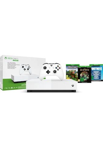 Xbox One S 1 TB kaufen