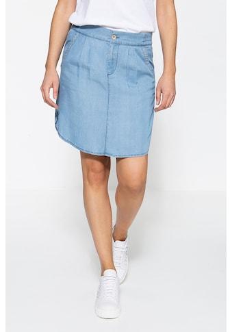 ATT Jeans Minirock »Ava«, mit Sandwash-Effekt kaufen