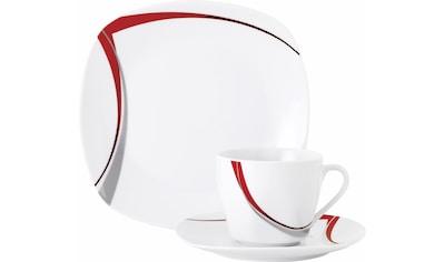 van Well Kaffeeservice »CASA«, (Set, 18 tlg.), Spülmaschinengeeignet kaufen