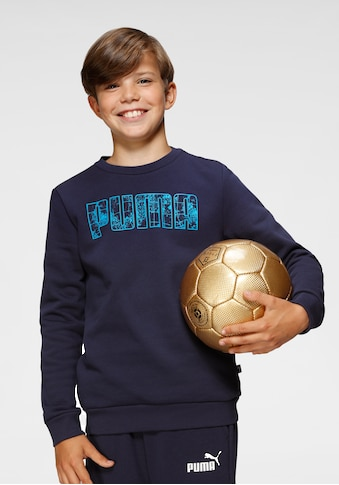 PUMA Sweatshirt »CREW FLEECE BOYS« kaufen