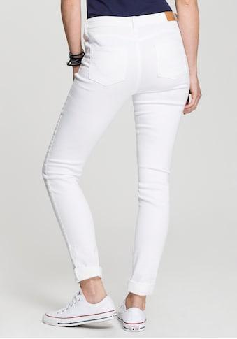 H.I.S Skinny-fit-Jeans »Shaping Regular-Waist mit Push-up Effekt«, Nachhaltige,... kaufen