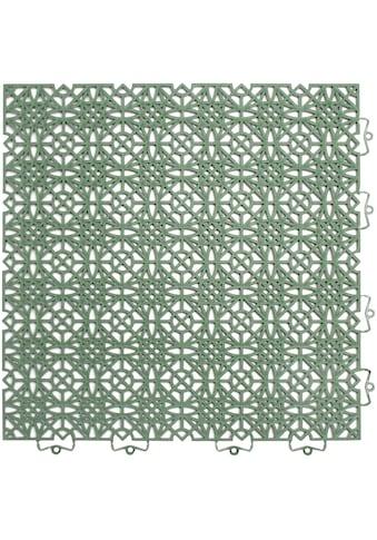 Andiamo Kunststoff-Fliesen »Terra Sol«, UV-beständig, 38 cm x 38 cm, 5 qm² insgesamt kaufen