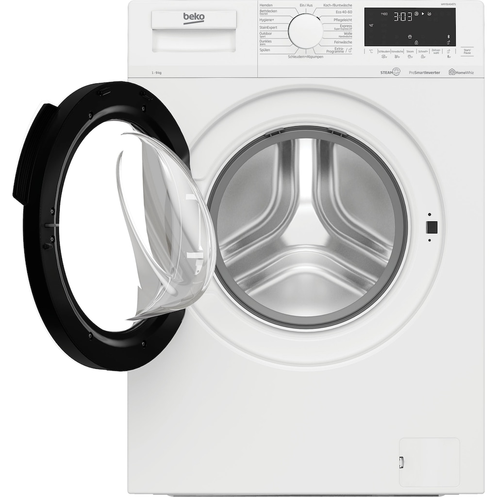 BEKO Waschmaschine »WMY91464ST1«, WMY91464ST1