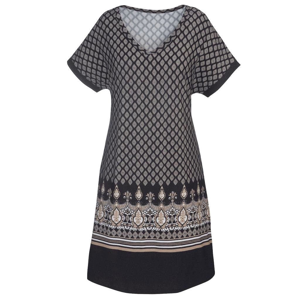 Inspirationen Jerseykleid »Jersey-Kleid«