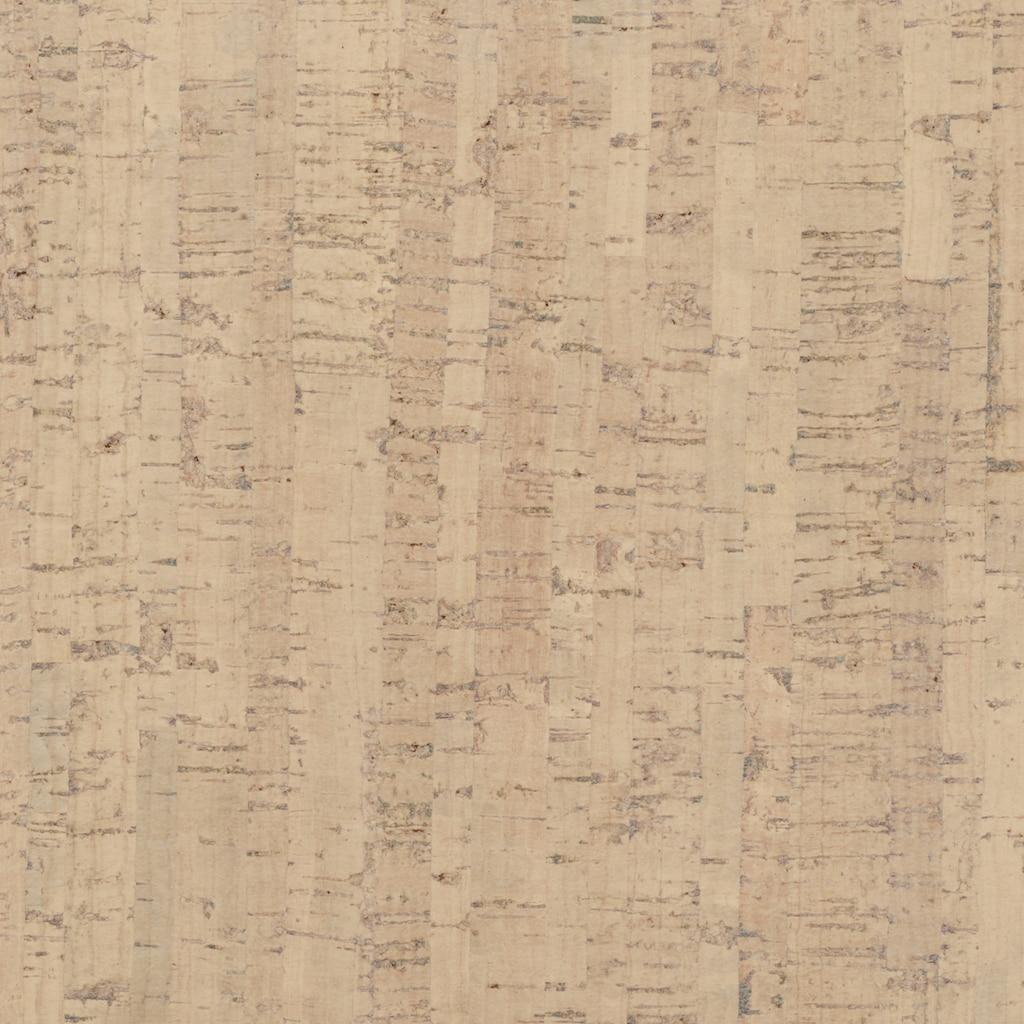 Bodenmeister Korklaminat »weiß«, ohne Fuge, 90 x 30 cm Fliese, Stärke: 10,5 mm