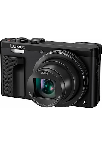 Panasonic »DMC - TZ81« Superzoom - Kamera (LEICA DC VARIO - ELMAR, 18,9 MP, 30x opt. Zoom, WLAN (Wi - Fi)) kaufen