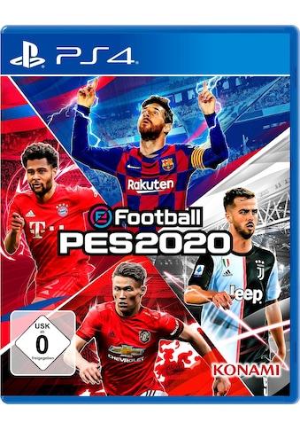 eFootball PES 2020 PlayStation 4 kaufen