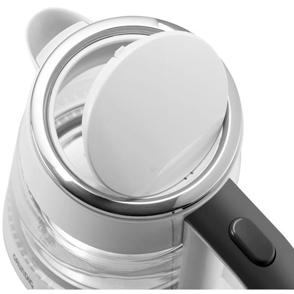 Grundig Wasserkocher »WK 5860«, 1,7 l, 2400 W