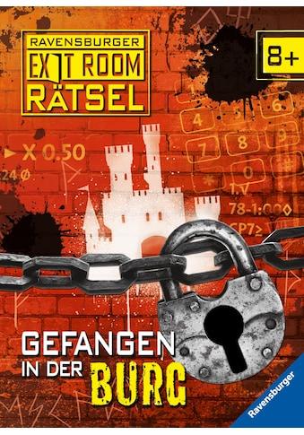 Buch Ravensburger Exit Room Rätsel: Gefangen in der Burg / Anne Scheller; Stefan Lohr kaufen